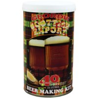 Geordie Beer Making Kit (40 Pints) - Scottish Export