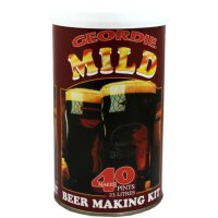 Geordie Beer Making Kit (40 Pints) - Mild