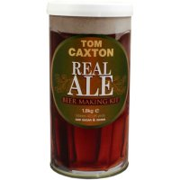 Tom Caxton Beer Making Kit (40 Pints) - Real Ale