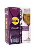Young's Ubrew Winebuddy 6 Bottle Kit - Elderflower