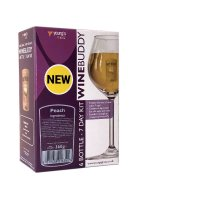 Young's Ubrew Winebuddy 6 Bottle Kit - Peach