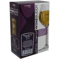 Young's Ubrew Winebuddy 6 Bottle Kit - Sauvignon Blanc