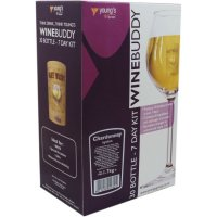 Young's Ubrew Winebuddy 30 Bottle Kit - Chardonnay