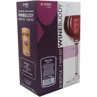 Young's Ubrew Winebuddy 30 Bottle Kit - Merlot