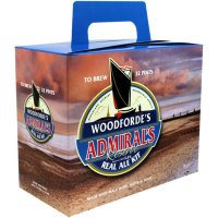 Woodforde's Real Ale Kit (32 Pints) - Admiral Reserve