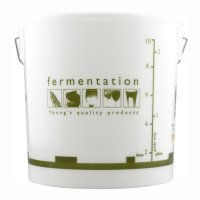 Young's Ubrew Fermentation Vessel (Full Colour-Graduated) 10lt