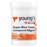 Young's Ubrew Super Wine Yeast Compound 60g