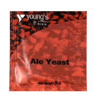 Young's Ubrew Ale Yeast Sachet 5g