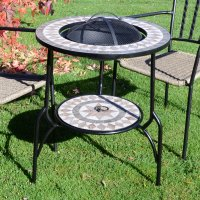 Summer Terrace Brava Fire Pit Tall