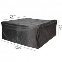 Pacific Lifestyle Lounge Set Aerocover Square - 235 x 70cm