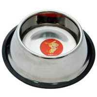 Petface Stainless Steel Spaniel Bowl