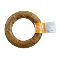 Petface Natural Rawhide Pressed Ring