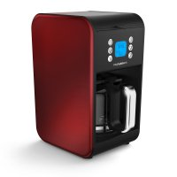 Morphy Richards Accents Filter Coffee Maker Red