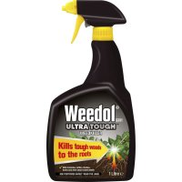 Weedol Gun! Ultra Tough Weedkiller 1lt