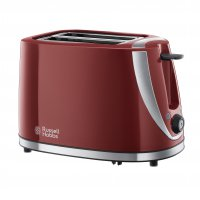 Russell Hobbs Mode 2 Slice Toaster Red