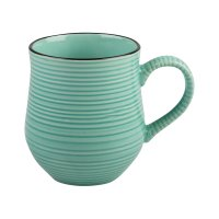La Cafetire Brights Mug - Aqua