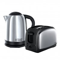 Russell Hobbs Lincoln Pack- Kettle And Toaster Set