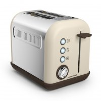 Morphy Richards Accents 2 Slice Toaster Sand