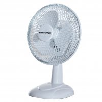 "Daewoo Tilting 6"" Desk Fan"
