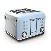 Morphy Richards Accents 4 Slice Premium Toaster Blue