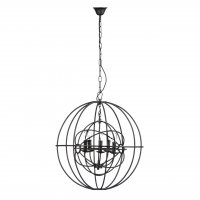 Orbital 5 Arm Pendant Light