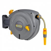 Hozelock Pro Mini Auto Reel with 10M Hose
