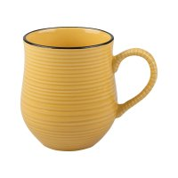 La Cafetire Brights Mug - Yellow
