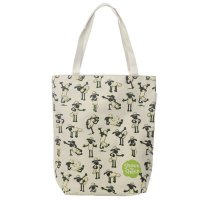 Puckator Shaun the Sheep Cotton Bag with Zip and Lining