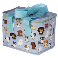 Puckator Woven Cool Bag Lunch Box - Dog Squad