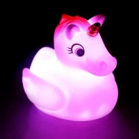 Puckator Unicorn Light Up Bath Time Toy