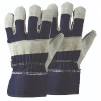 Briers Thorn Resistant Tuff Riggers Navy & Grey Twin Pack Large