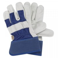 Briers Premium Riggers Blue Large Gloves