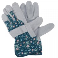 Briers Fleurette Tuff Rigger Medium Gloves