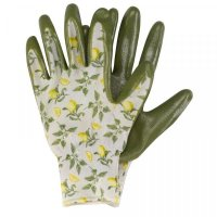 Briers Water Resistant Sicilian Lemon Seed & Weed Medium Gardening Glove