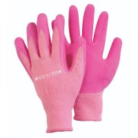 Briers Multi-Task Comfi Grips Pink Garden Gloves Small