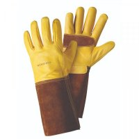 Briers Ultimate Golden Leather Gauntlet Large Glove