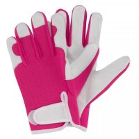 Briers Professional Smart Gardener Pink  Medium Glove
