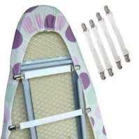 4PK IRONING BOARD COVER FASTENERS