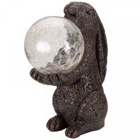 Solar Hare Magic Garden light