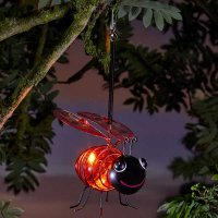 Solar Bug Light - Ladybird,