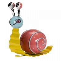Snazee Snail  Wall Art Large