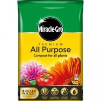 Miracle-Gro Premium All Purpose Compost 20lt