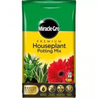 Miracle-Gro Premium Houseplant Potting Mix 10lt