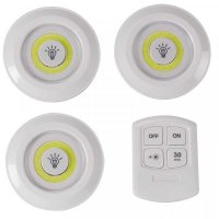 Remote Control Glo-Disc Triple Pack