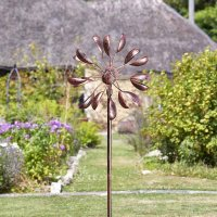 Virgo wind spinner