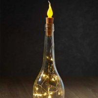 Bottle It! Candle -String Lights Twin Pack