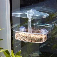WindoWatch Bird Feeder - Twin Pack