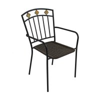Exclusive Garden Malaga Chairs (Set of 2)