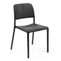 Nardi Bistrot Chairs (Set of 2) - Anthracite