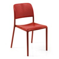 Nardi Bistrot Chairs (Set of 2) - Red